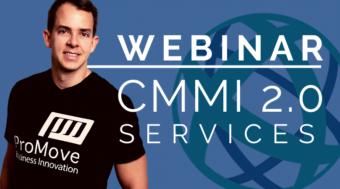Webinar e Material CMMI Services