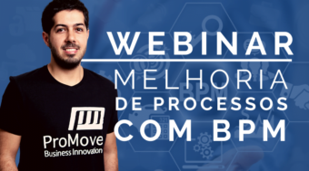 Webinar Melhoria de Processos com BPM