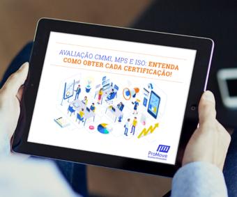 E-book: CMMI, MPS e ISO