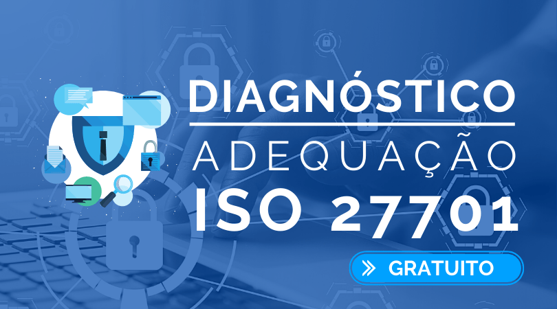 Diagnóstico adequação ISO 27701